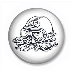 Badge Gaz !!!