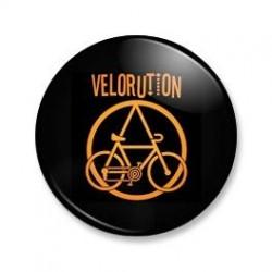 Badge Vélorution
